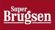 SuperBrugsen Nordby Brugsforening logo
