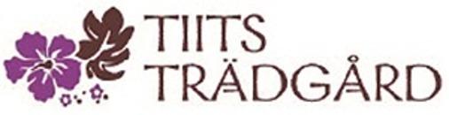 Tiits Trädgårds AB logo