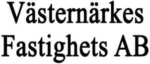 Västernärkes Fastighets AB logo
