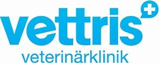 Vettris Halmstad/ Flygstaden Veterinärklinik logo
