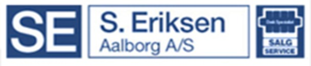 S. Eriksen Aalborg A/S logo