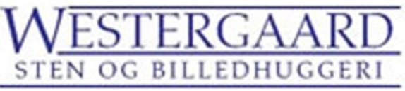 Westergaard Stenhuggeri logo