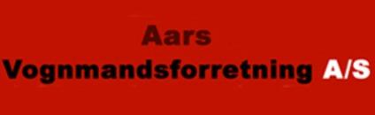 Aars Vognmandsforretning A/S logo