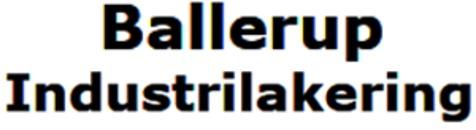 Ballerup Industrilakering logo