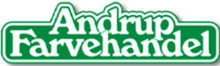 Andrup Farvehandel ApS logo