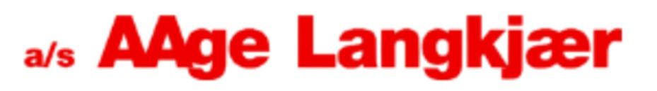 Aage Langkjær A/S logo