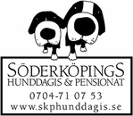 Söderköpings Hunddagis och Pensionat logo