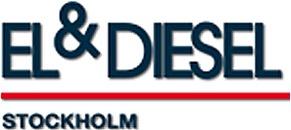 El & Diesel i Stockholm AB logo