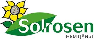 Solrosens Hemtjänst logo