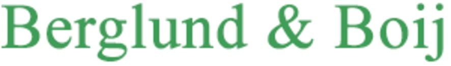 Berglund & Boij HB logo