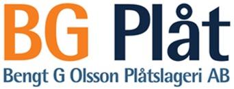 Bengt G Olsson Plåtslageri AB logo