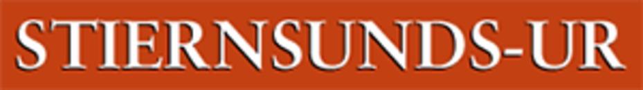 Stiernsunds-Ur, Robert Goude logo