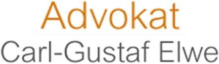 Advokat Carl-Gustaf Elwe logo