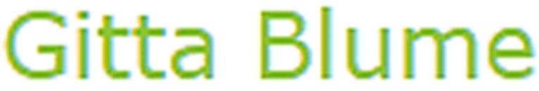 Psykoterapi Gitta Blume logo