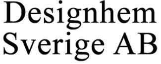 Designhem Sverige AB logo
