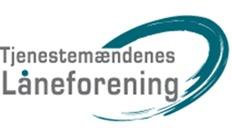 Tjenestemændenes Låneforening logo
