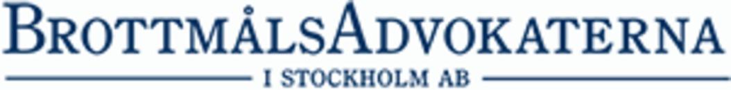 Brottmålsadvokaterna i Stockholm AB logo