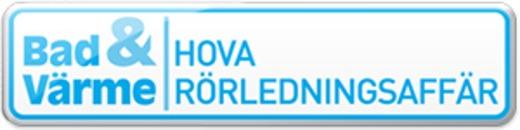 Bad & Värme Hova Rörledningsaffär AB logo