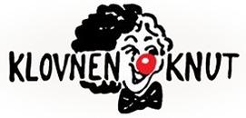 Klovnen Knut logo