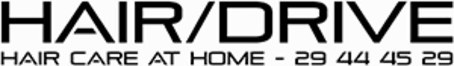 Hair Drive v/ Camilla Koed Enemark logo