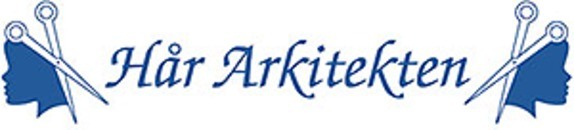 Hårarkitekten logo