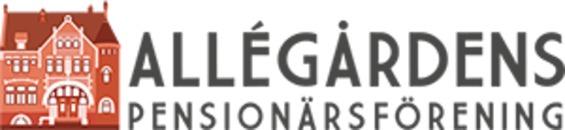 Allégårdens Pensionärsförening logo