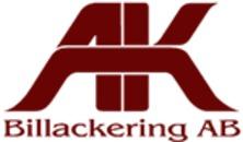 AK Billackering logo