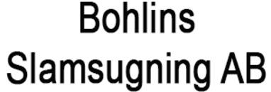 Bohlins Slamsugning AB logo