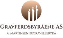 A. Martinsen Begravelsesbyrå logo