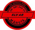 SLV AB logo