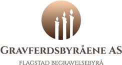 Flagstad Begravelsesbyrå logo