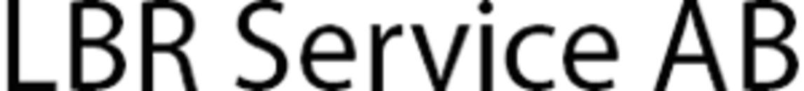LBR Service AB logo