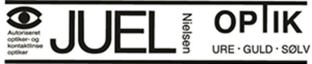 Juel Nielsen Optik-Ure-Guld-Sølv logo