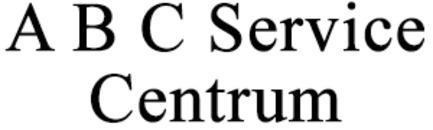 A B C Service Centrum logo