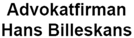 Advokatfirman Hans Billeskans AB logo