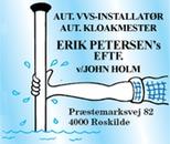 Erik Petersen's Eftf. - VVS-installatør Roskilde logo