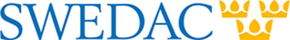Swedac Styrelsen för ackreditering och teknisk kontroll logo