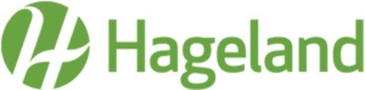 Skajem's Hagesenter Hageland logo