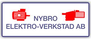 Nybro Elektroverkstad AB logo