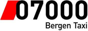 07000 Bergen Taxi logo