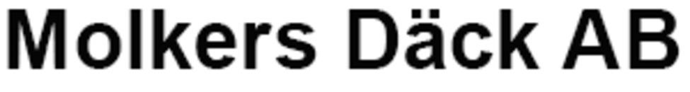 Molkers Däck AB logo
