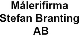 Målerifirma Stefan Branting AB logo