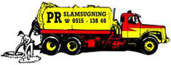 P R-Slamsugning AB logo
