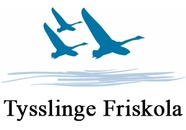 Tysslinge Friskola logo