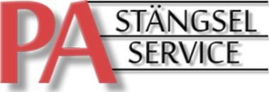 P A Stängselservice logo