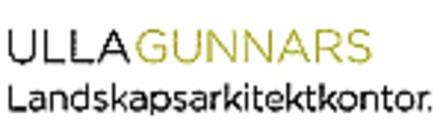Ulla Gunnars Landskapsarkitektkontor logo
