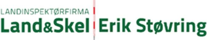Landinspektørfirma Land&Skel logo
