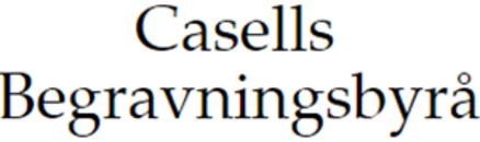 Casells Begravningsbyrå logo