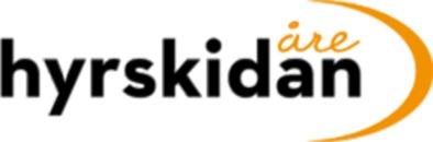 Hyrskidan.com Skiduthyrning logo