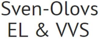Sven Olovs EL & VVS logo